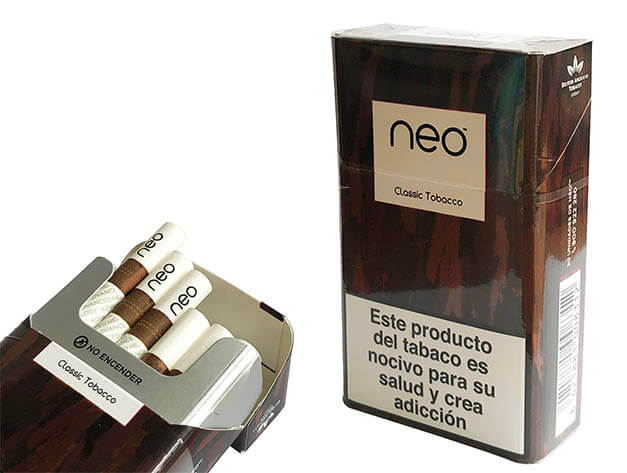 neo classic tabaco Glo