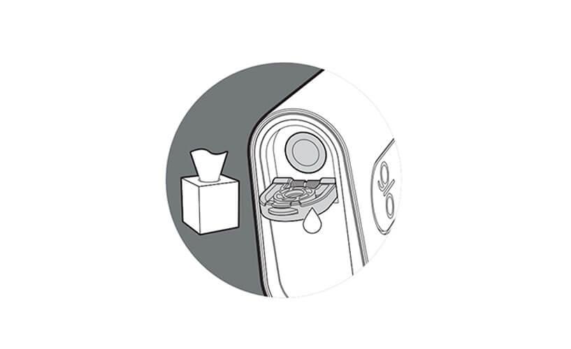 consejos para limpiar el Glo